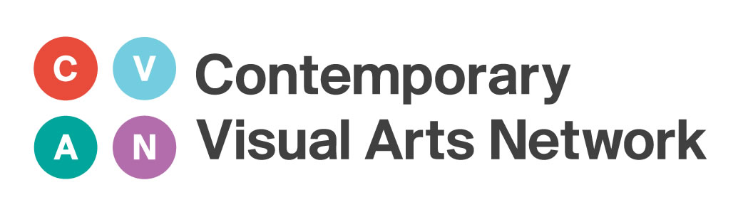 Logo of CVAN - Contemporary Visual Arts Network