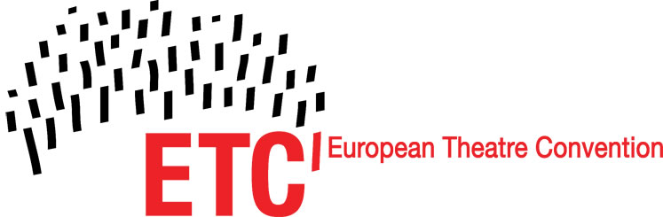 Logo of ETC - European Theatre Convention