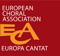 Logo of European Choral Association - Europa Cantat