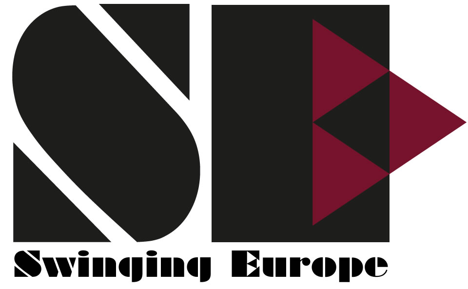 Logo of European Jazz Orchestra - Swinging Europe