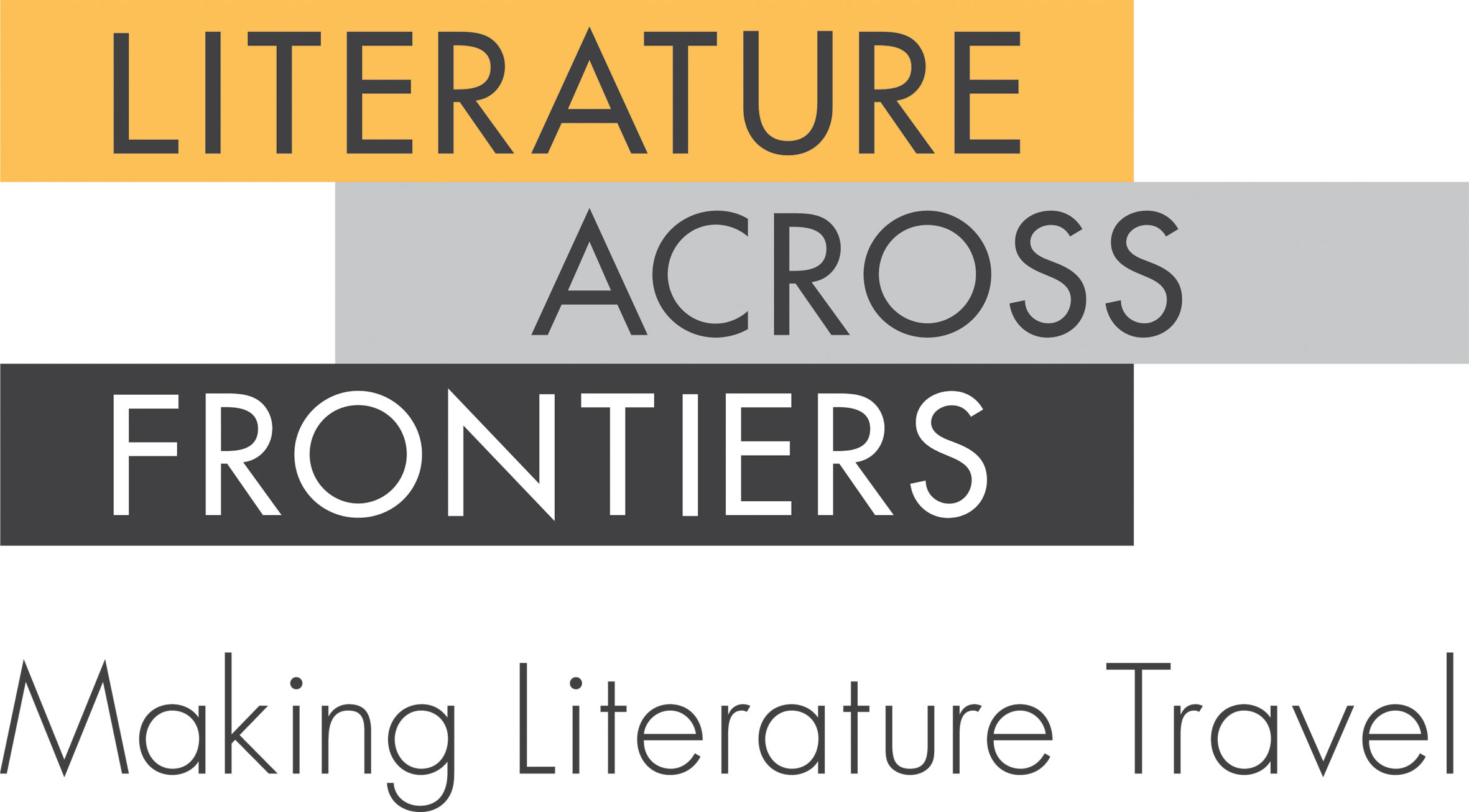 Logo of LAF - Literature Across Frontiers