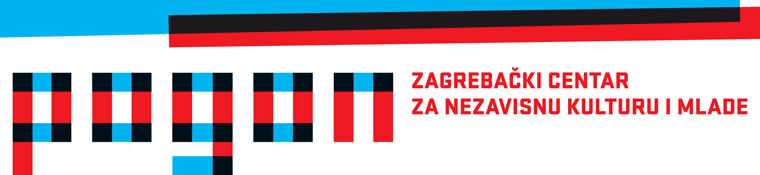 Logo of POGON - Zagreb Center for Independent Culture and Youth