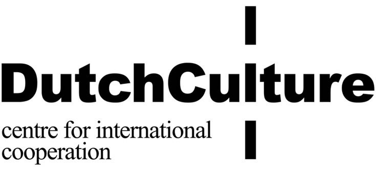 Logo of SICA - Dutch Centre for International Cultural Activities