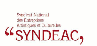 Logo of SYNDEAC - National Syndicate of Artistic and Cultural Companies