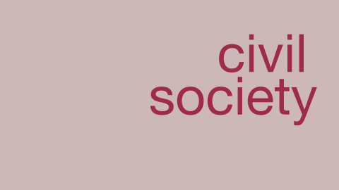 Image for: Civil Society Contact Group