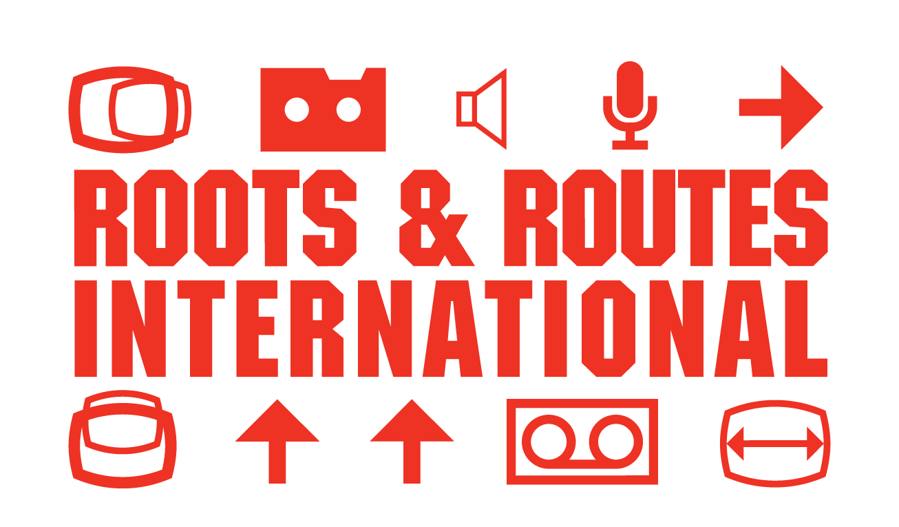 Logo of Roots and Routes International Association