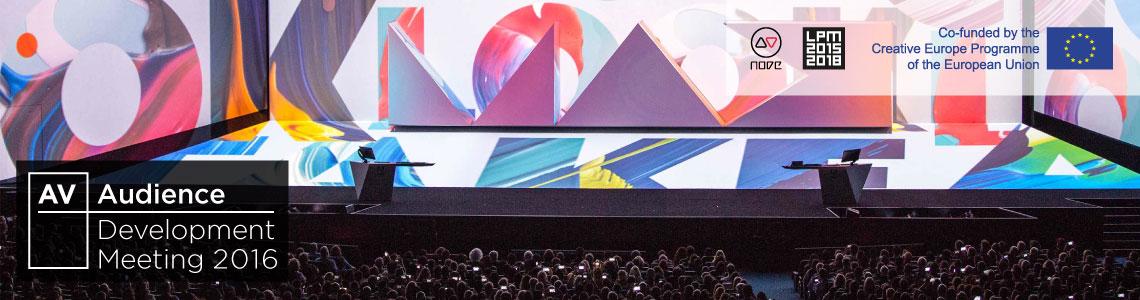 AV Audience Development Meeting 2016