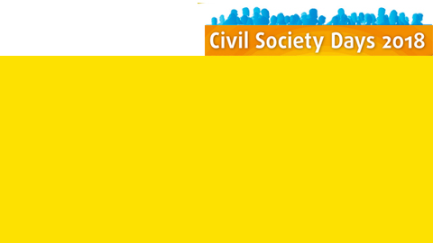 Image for: CAE @ Civil Society Days 2018